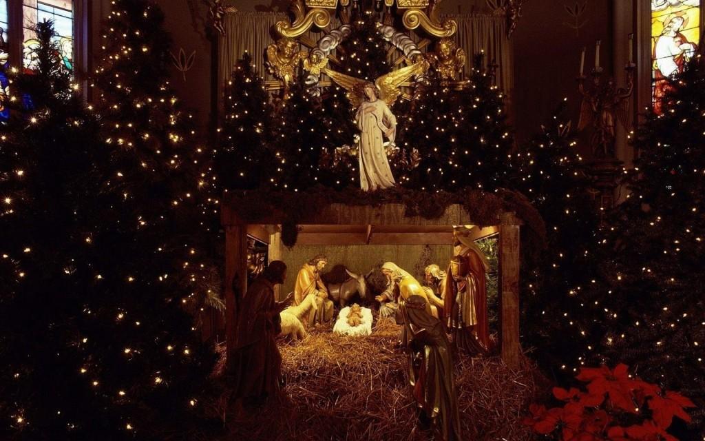 christmas jesus